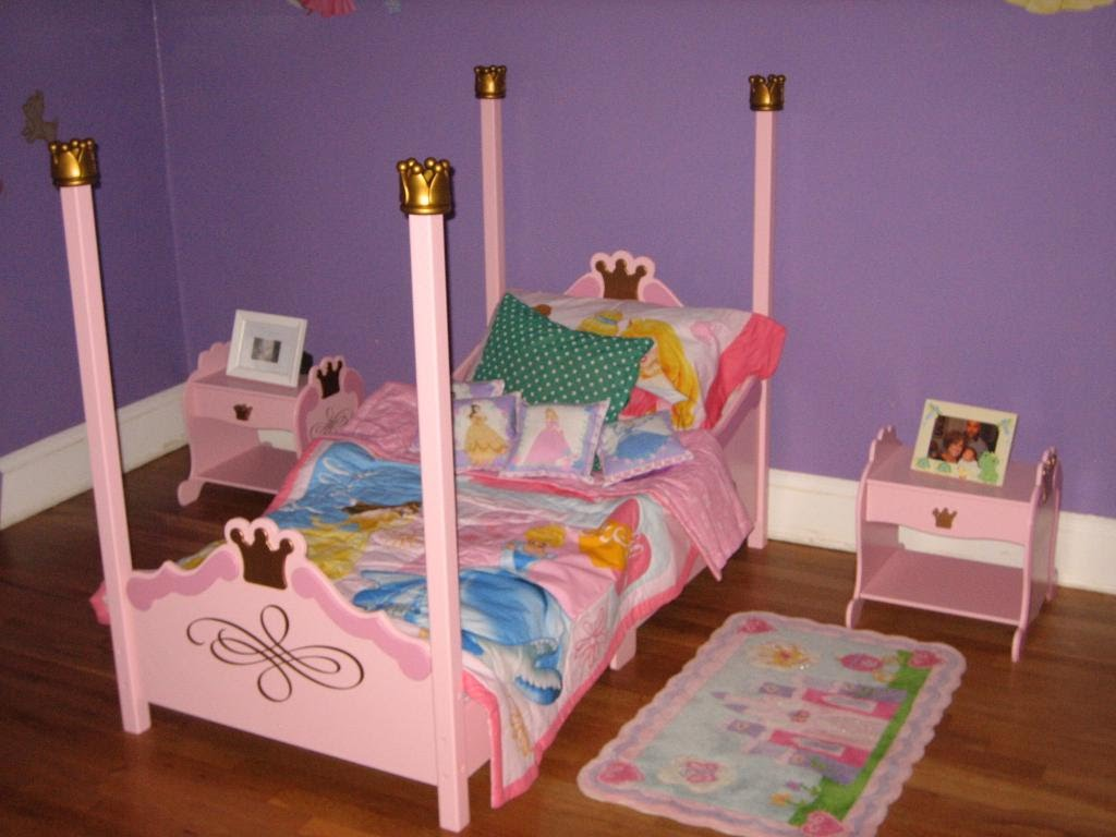 Delta Toddler Bed Assembly