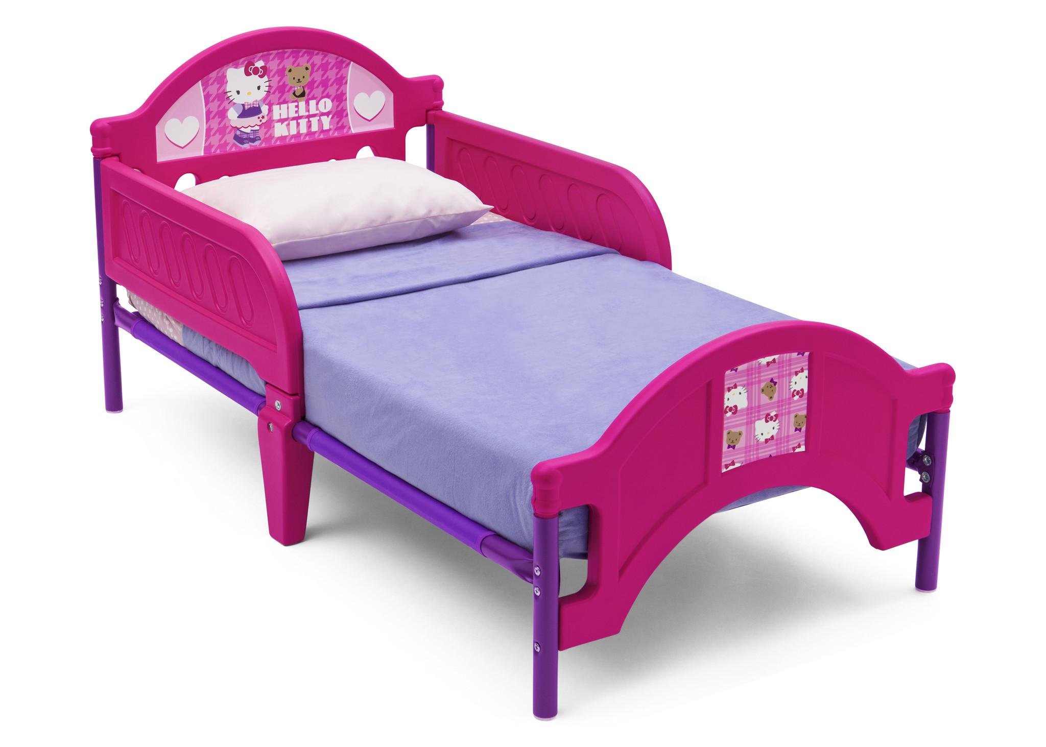 Delta Toddler Bed Plastic