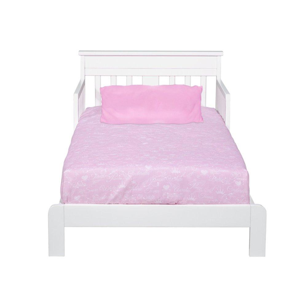 Delta Toddler Bed White