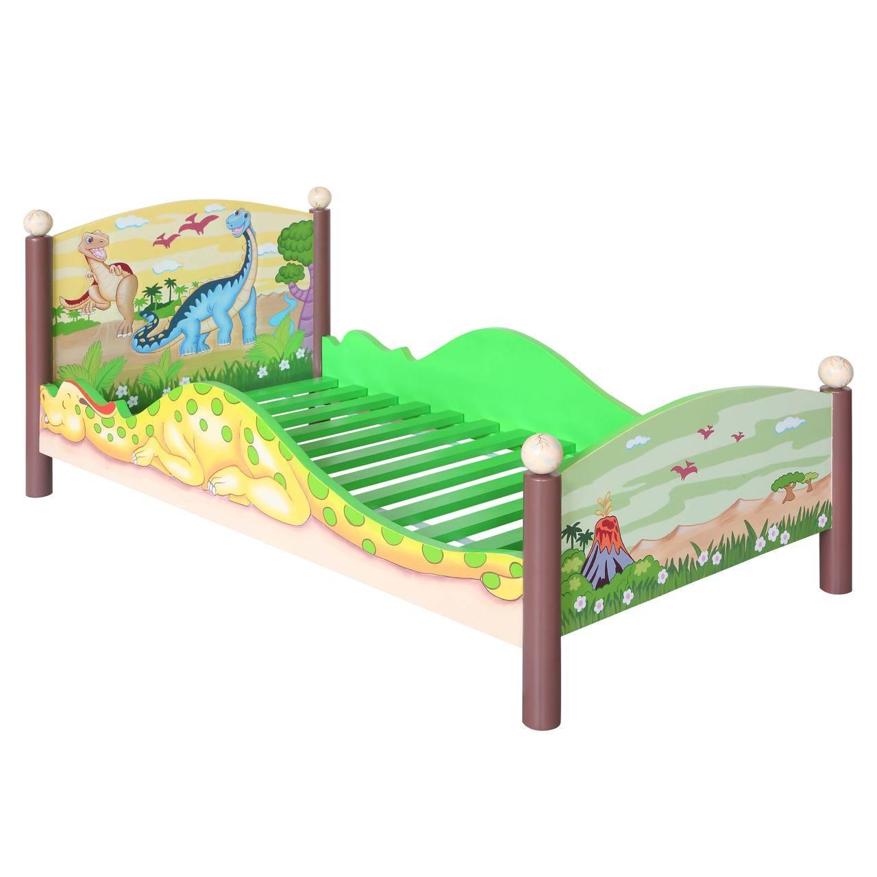 Dinosaur Toddler Bed Sets