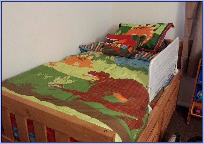 Dinosaur Toddler Bed Sheets