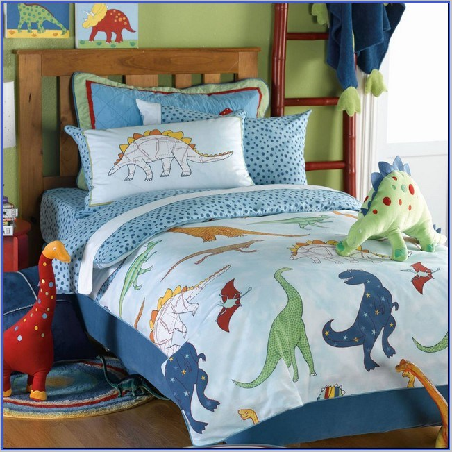 Dinosaur Toddler Bedding Uk