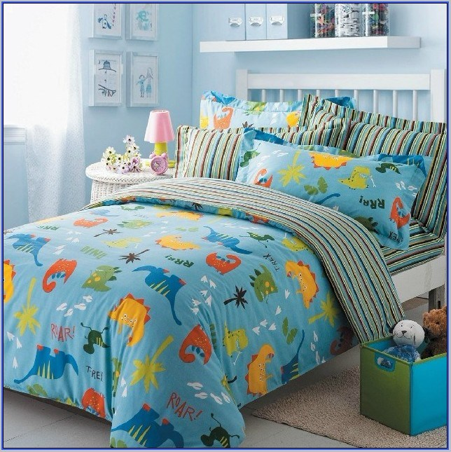 Dinosaur Toddler Bedroom Set