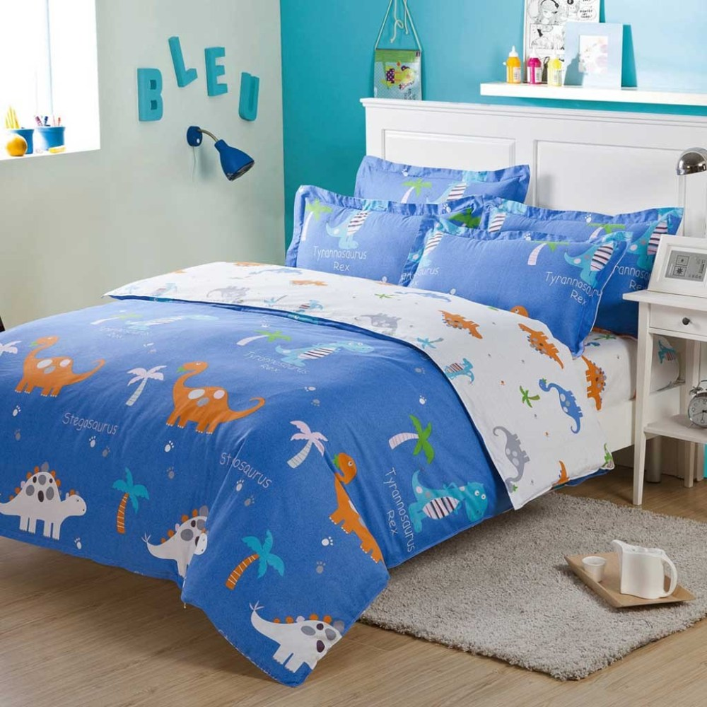 Dinosaur Train Toddler Bedding