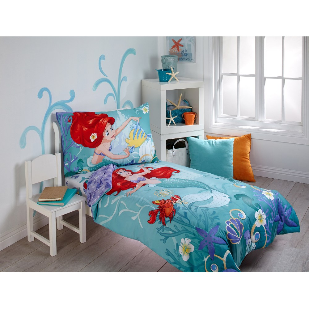 Disney Ariel Toddler Bedding