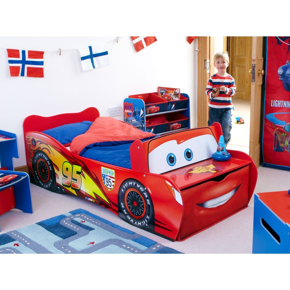 Disney Cars Toddler Bed Bedding