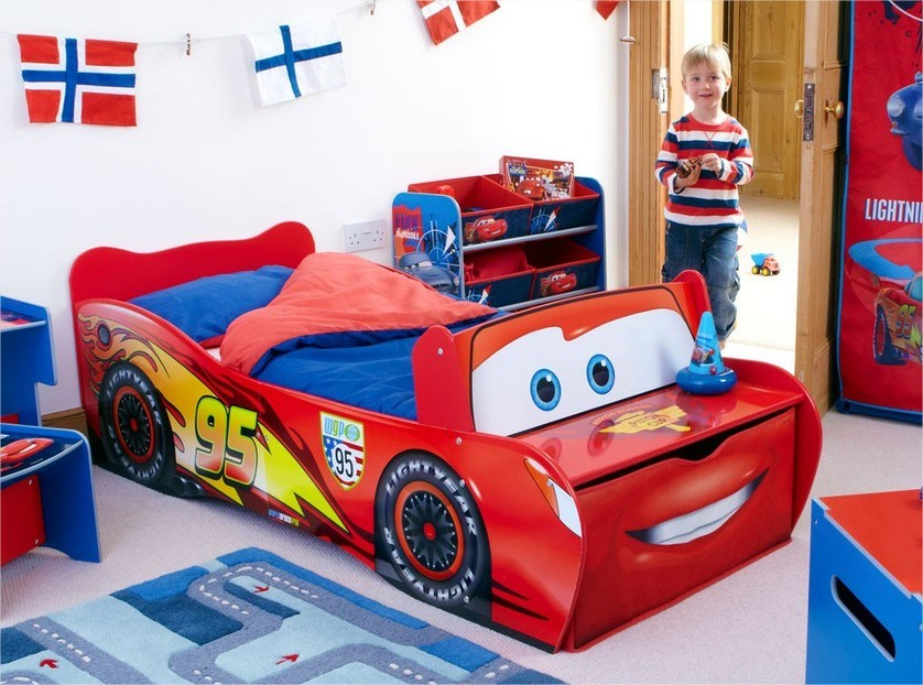 Disney Cars Toddler Bed Instructions