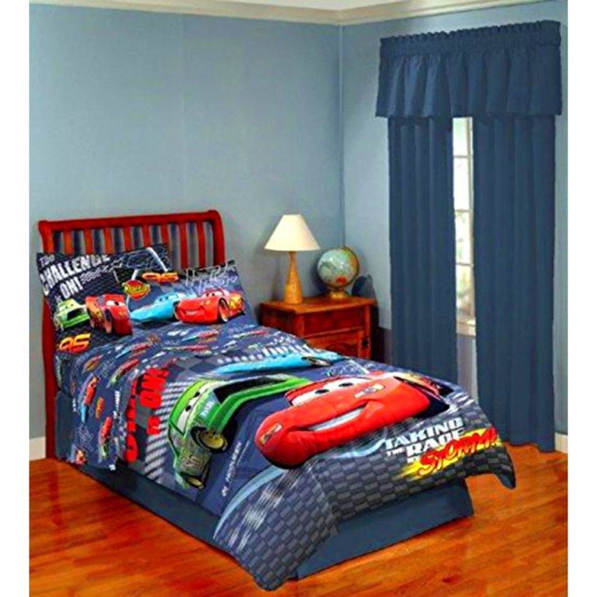 Disney Cars Toddler Bed Sheet Set