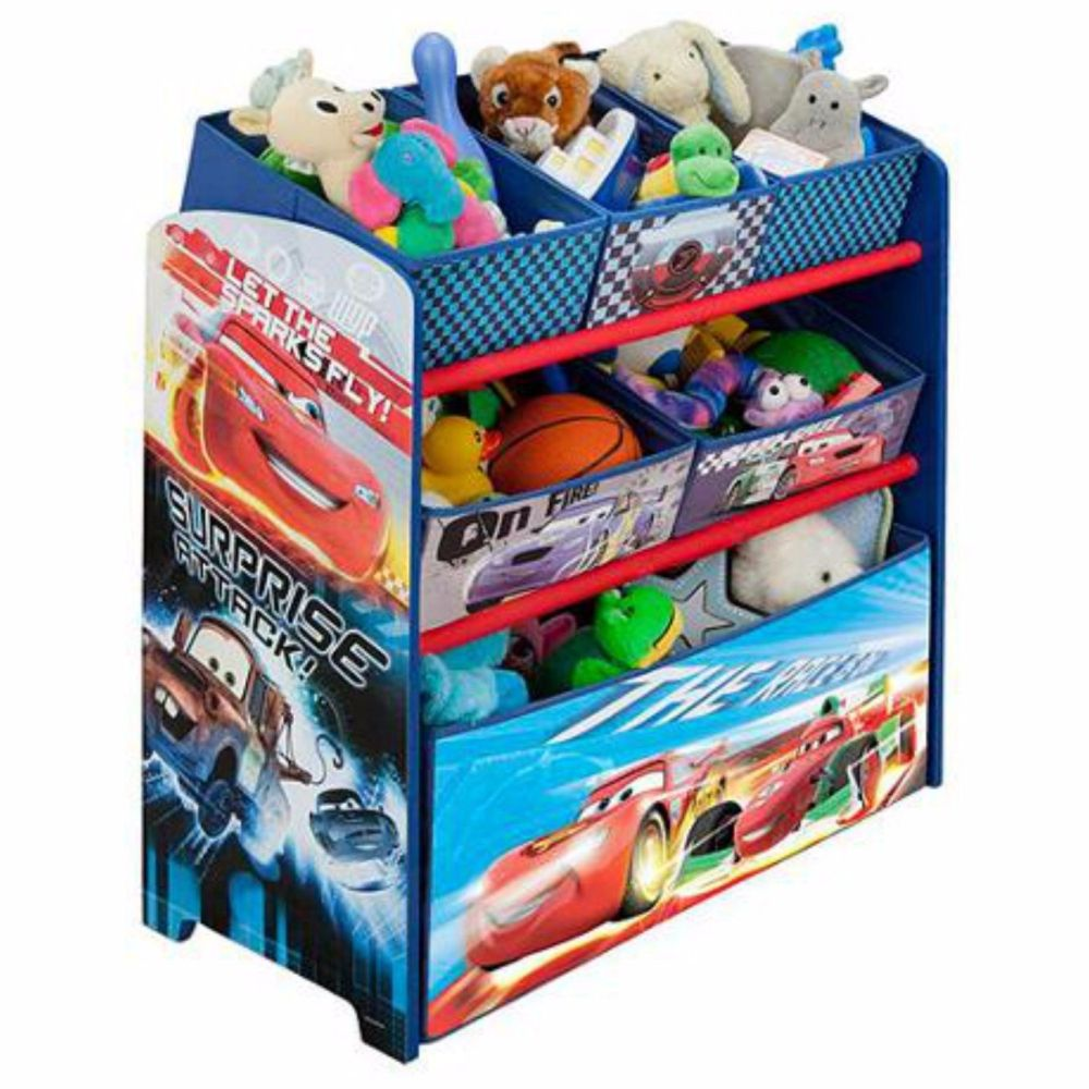 Disney Cars Toddler Bedroom Furniture Set
