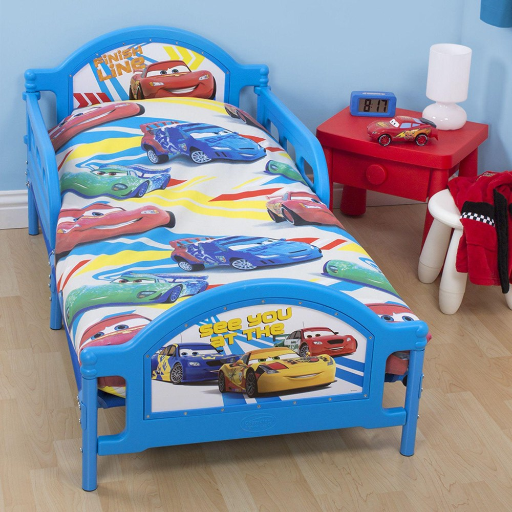 Disney Cars Toddler Bedroom Set
