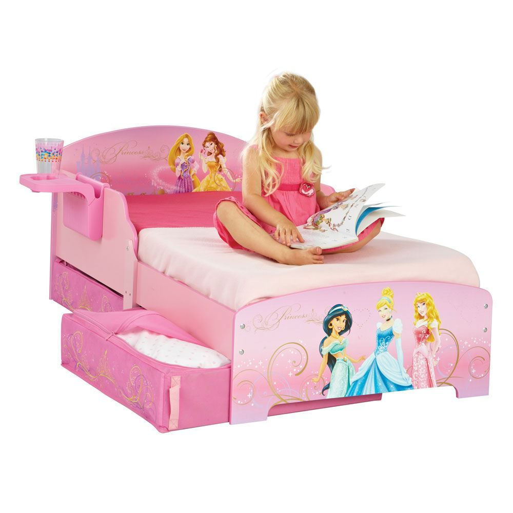 Disney Character Toddler Beds