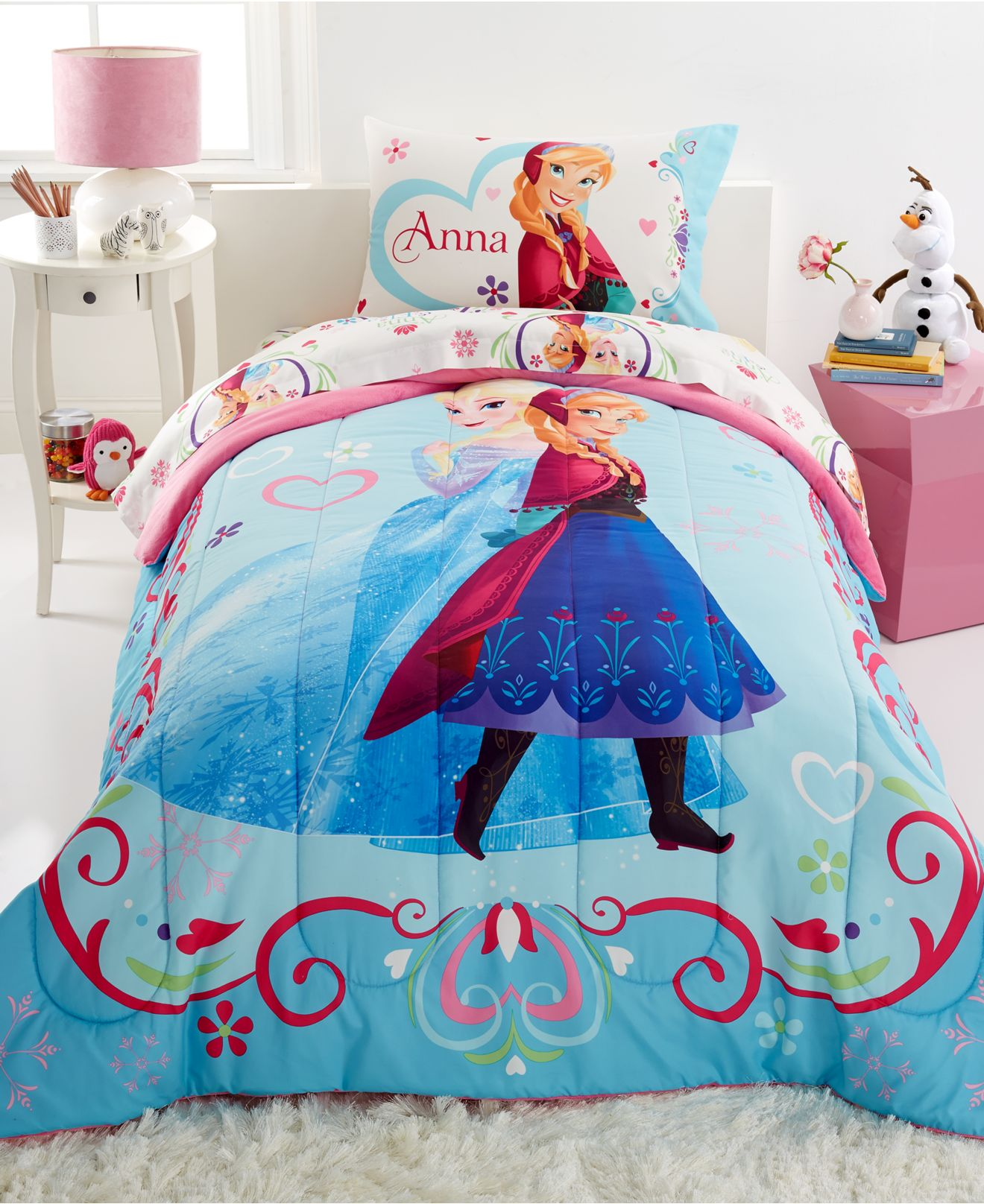 Disney Frozen Toddler Bedding Canada