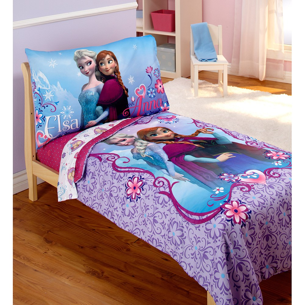 Disney Frozen Toddler Bedding Set