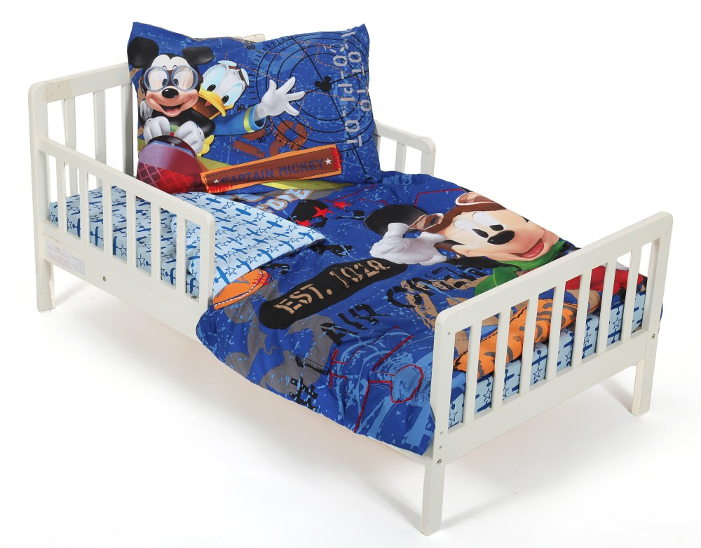 Disney Mickey Mouse Toddler Bedding Set