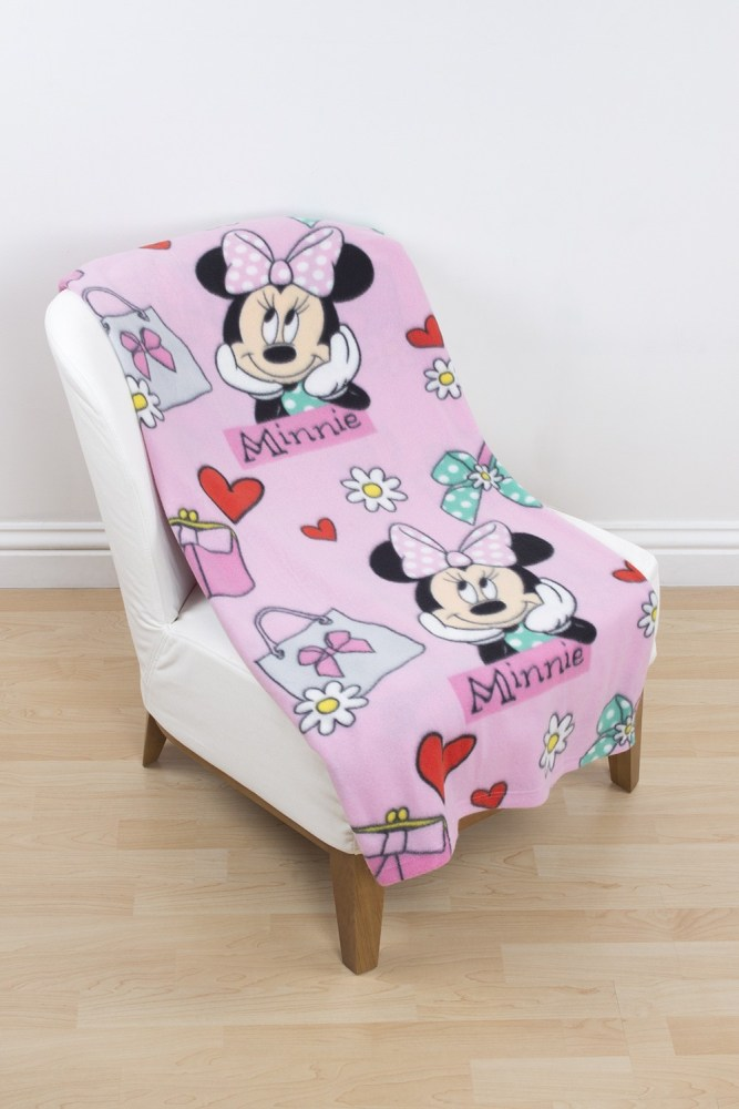 Disney Minnie Mouse Makeover Toddler Bed