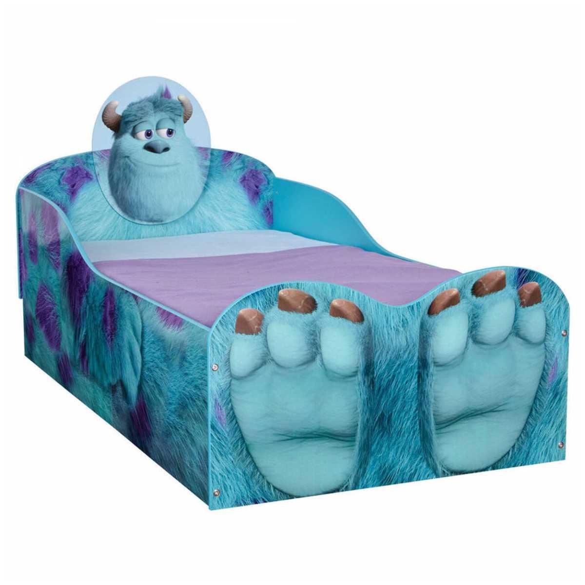 Disney Monsters Inc University Toddler Bed