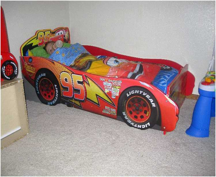 Disney Pixar Cars Toddler Bedding Set