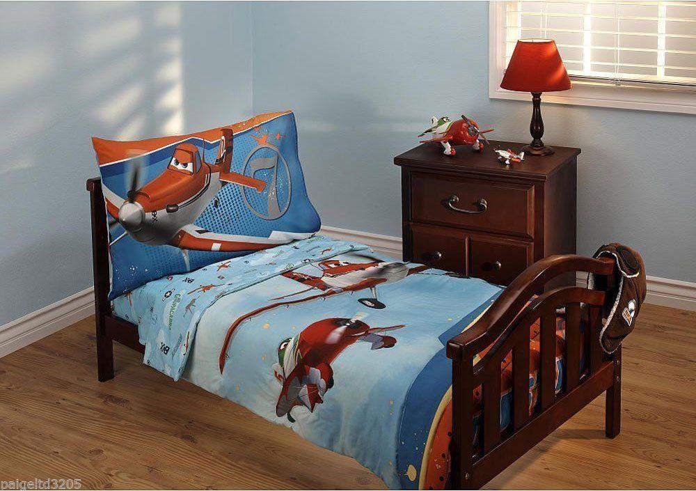 Disney Planes Toddler Bed Set