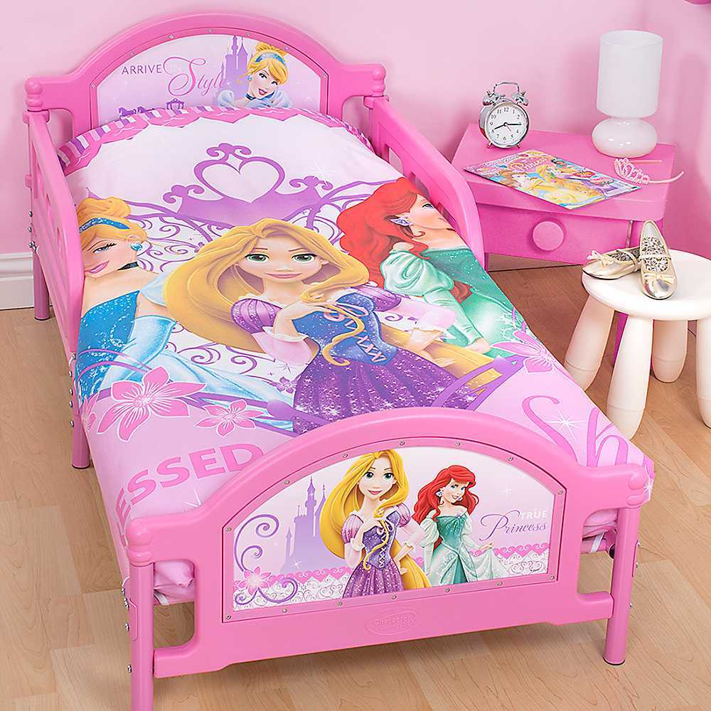 Disney Princess Toddler Bedding