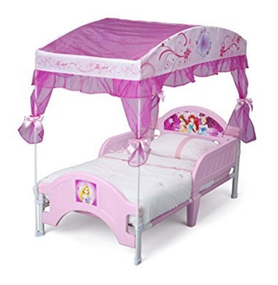 Disney Princess Toddler Beds