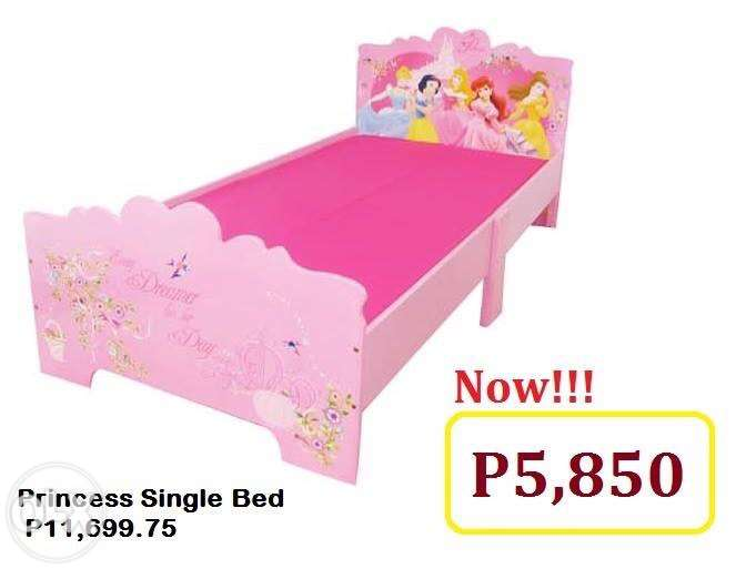 Disney Toddler Bed Philippines
