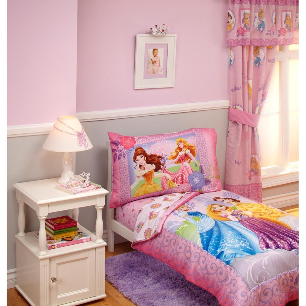 Disney Toddler Bed Set