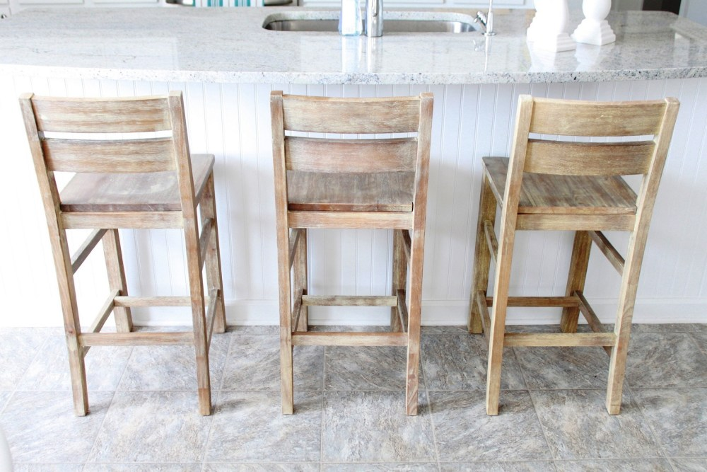 Diy Bar Stools With Backs