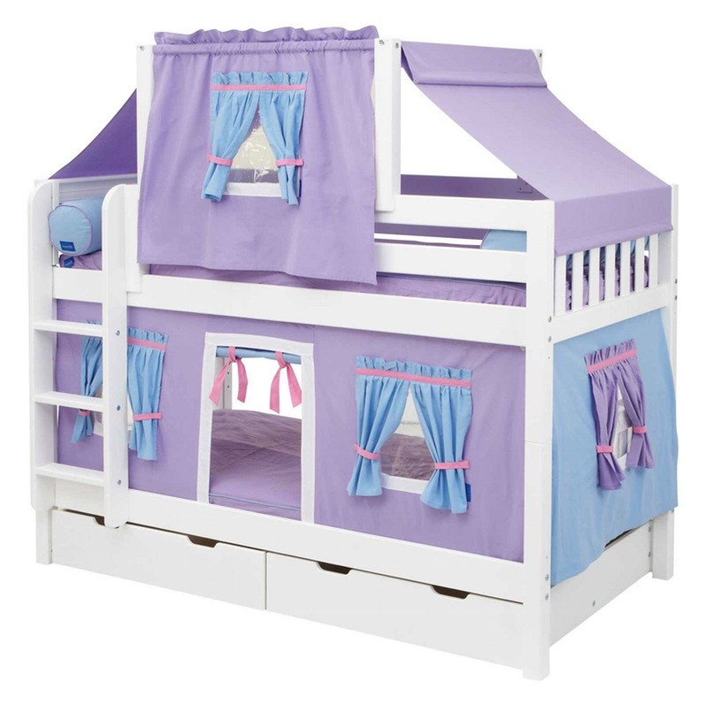 Diy Childrens Loft Bed Plans