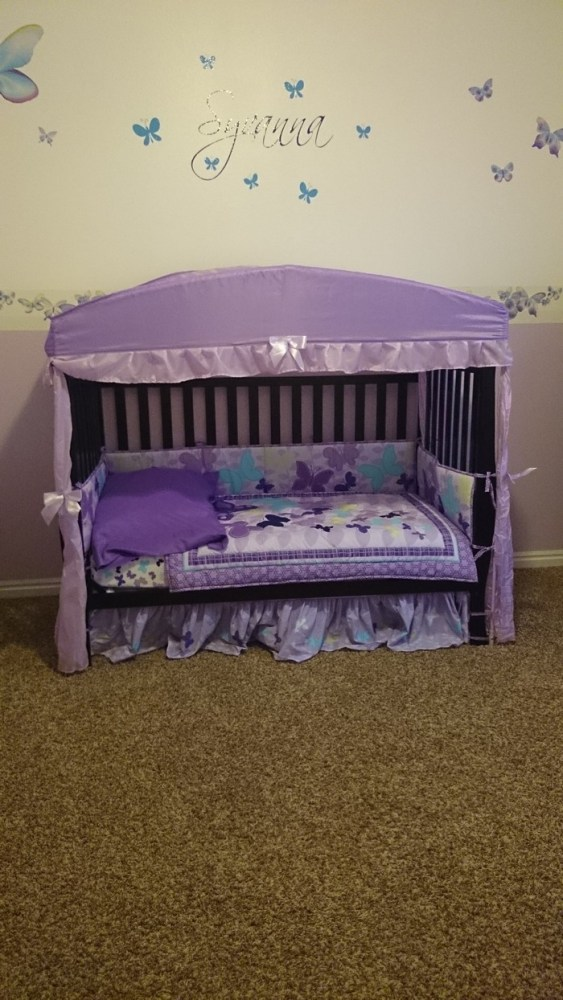 Diy Crib Into Toddler Bed