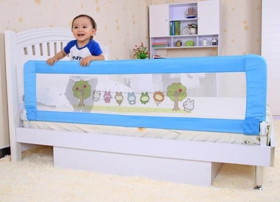 Diy Guard Rail For Toddler Bed