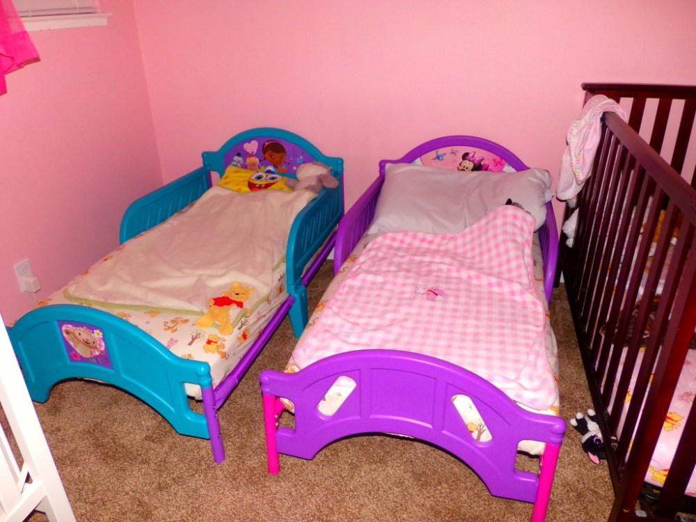 Doc Mcstuffins Toddler Bed Toys R Us