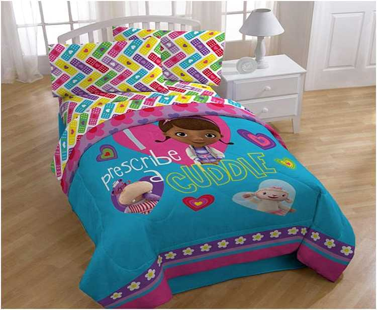 Doc Mcstuffins Toddler Bedding Kmart