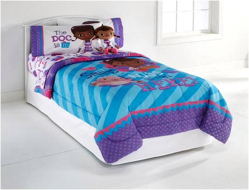 Doc Mcstuffins Toddler Bedding Uk