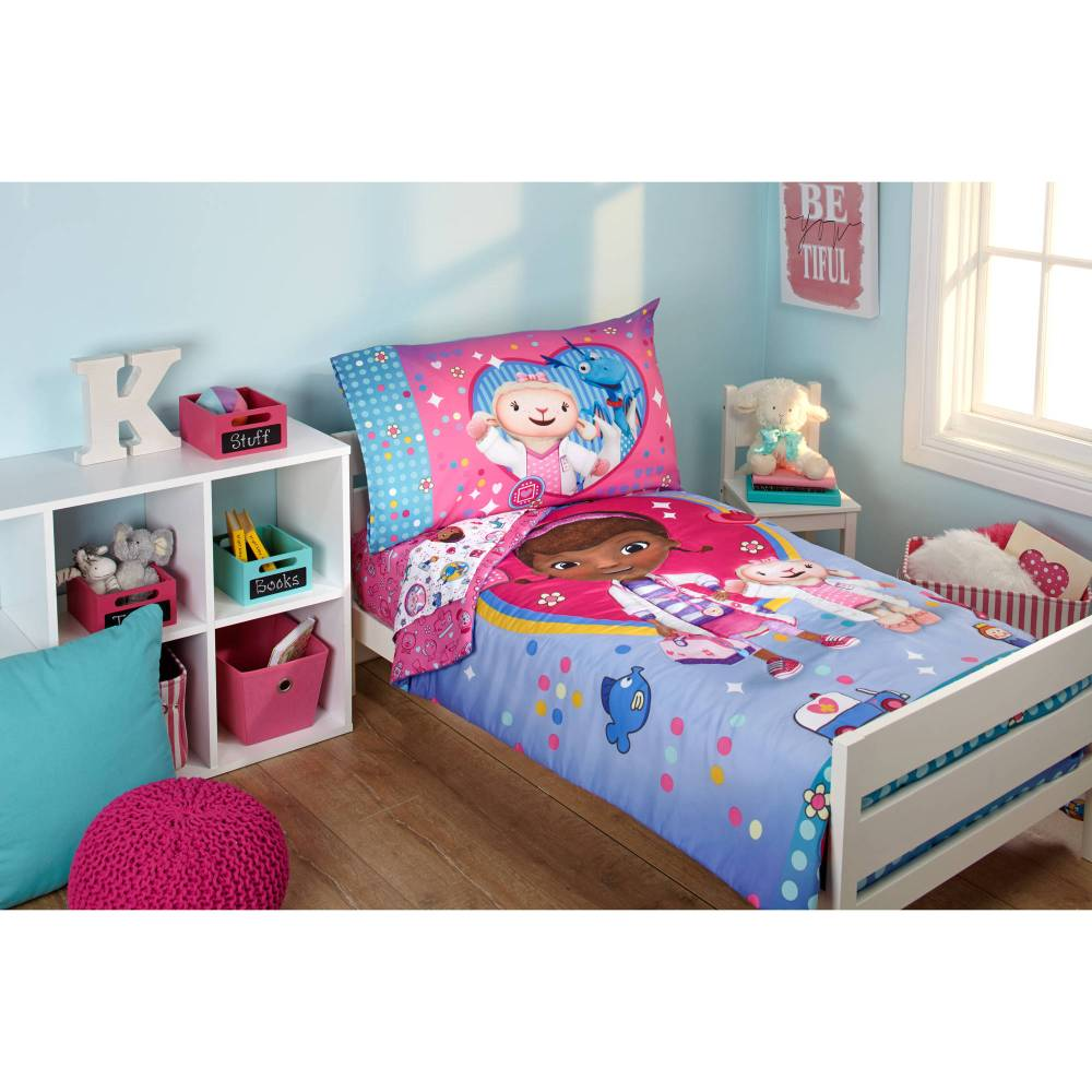 Doc Mcstuffins Toddler Bedding