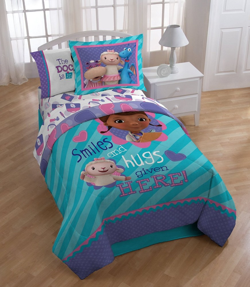 Doc Mcstuffins Toddler Bedroom Set