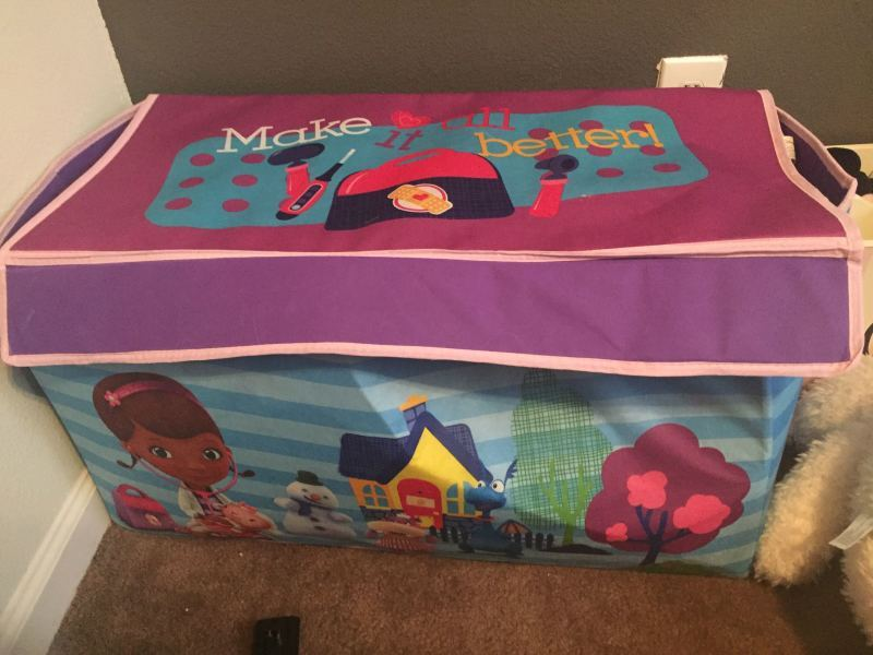 Doc Mcstuffins Toddler Comforter Set