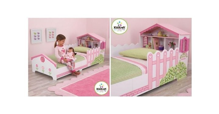 Dollhouse Toddler Bed Costco