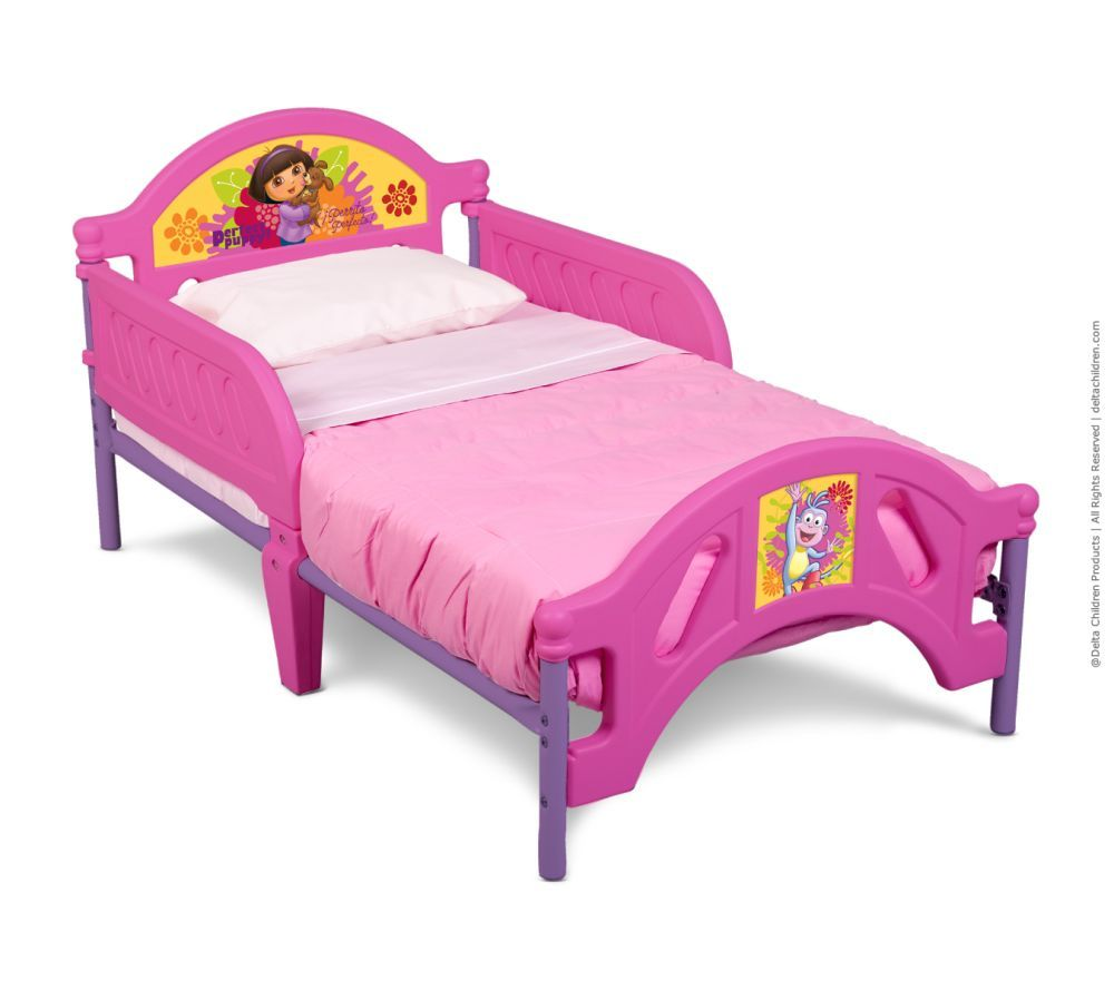Dora Toddler Bed Sheets