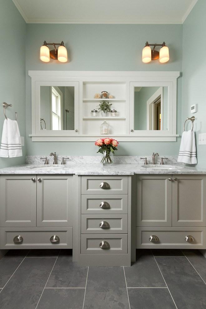 Double Vanity Medicine Cabinet