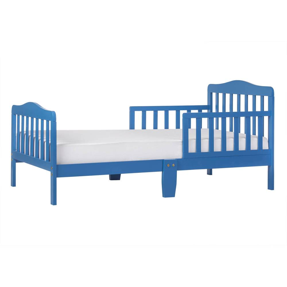 Dream On Me Classic Toddler Bed Blue