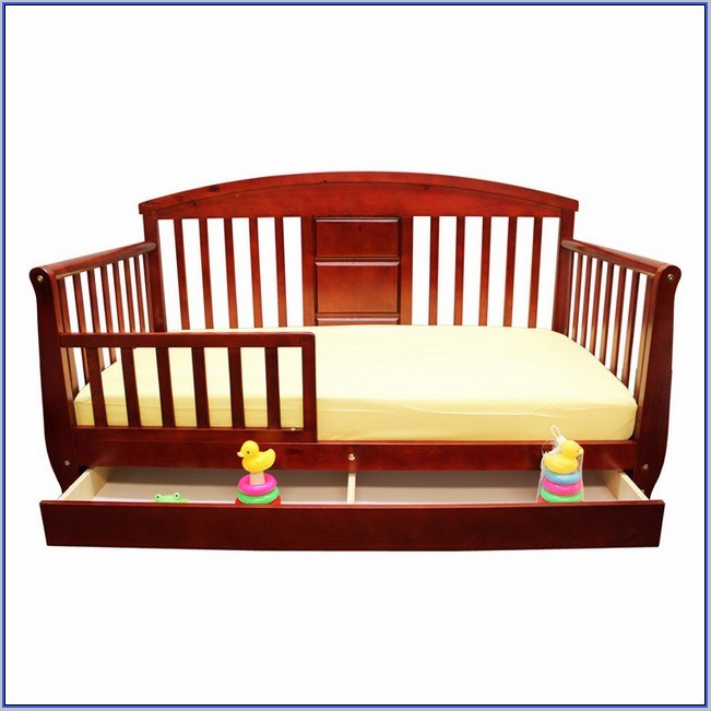 Dream On Me Toddler Day Bed White