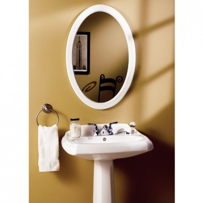 Dunhill Oval Recessed Medicine Cabinet