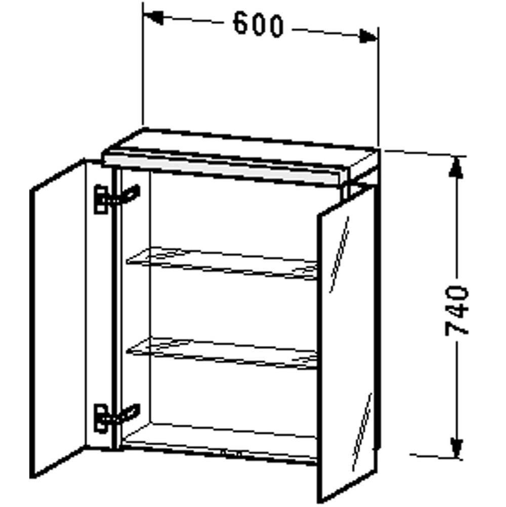 Duravit Medicine Cabinets