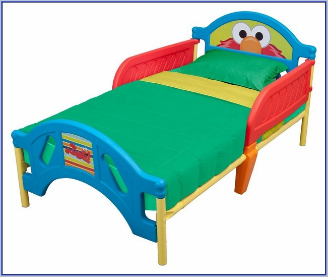 Elmo Toddler Bed Toys R Us