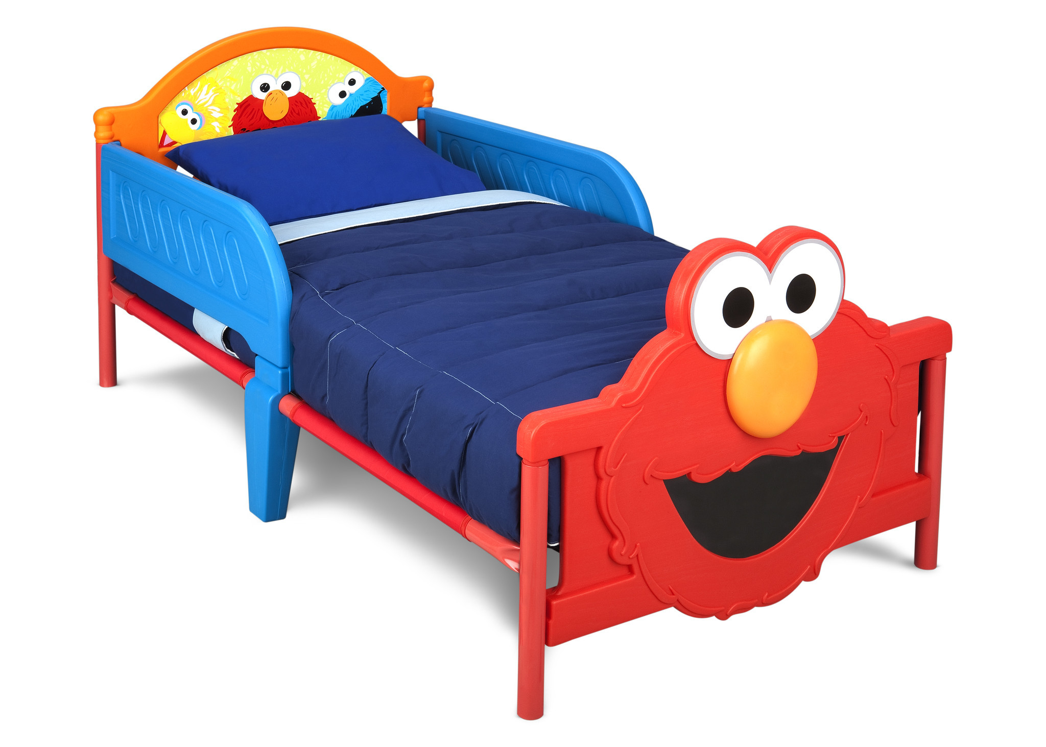 Elmo Toddler Bed