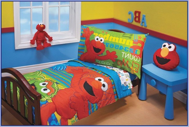 Elmo Toddler Bedding Canada