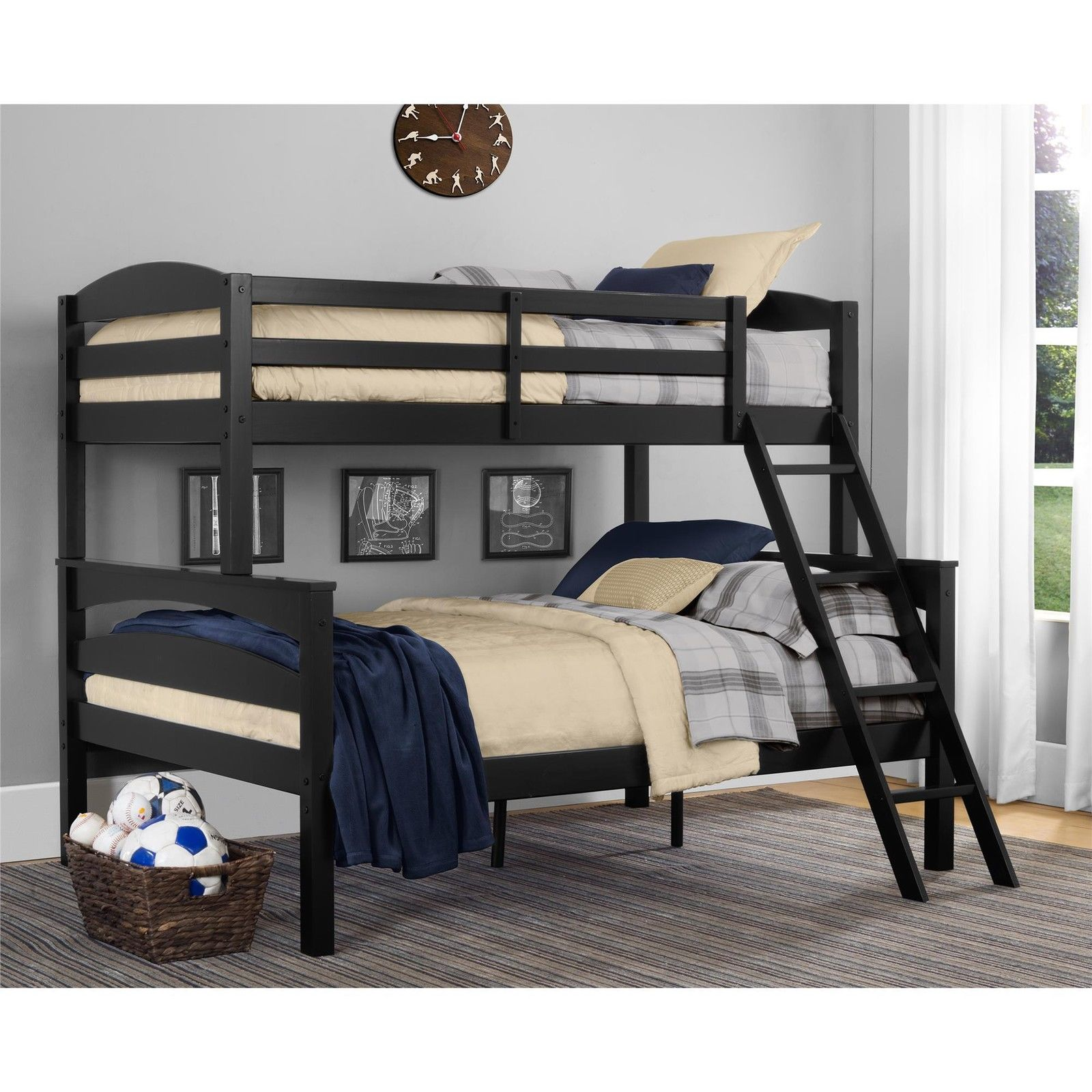 Espresso Childrens Bedroom Furniture