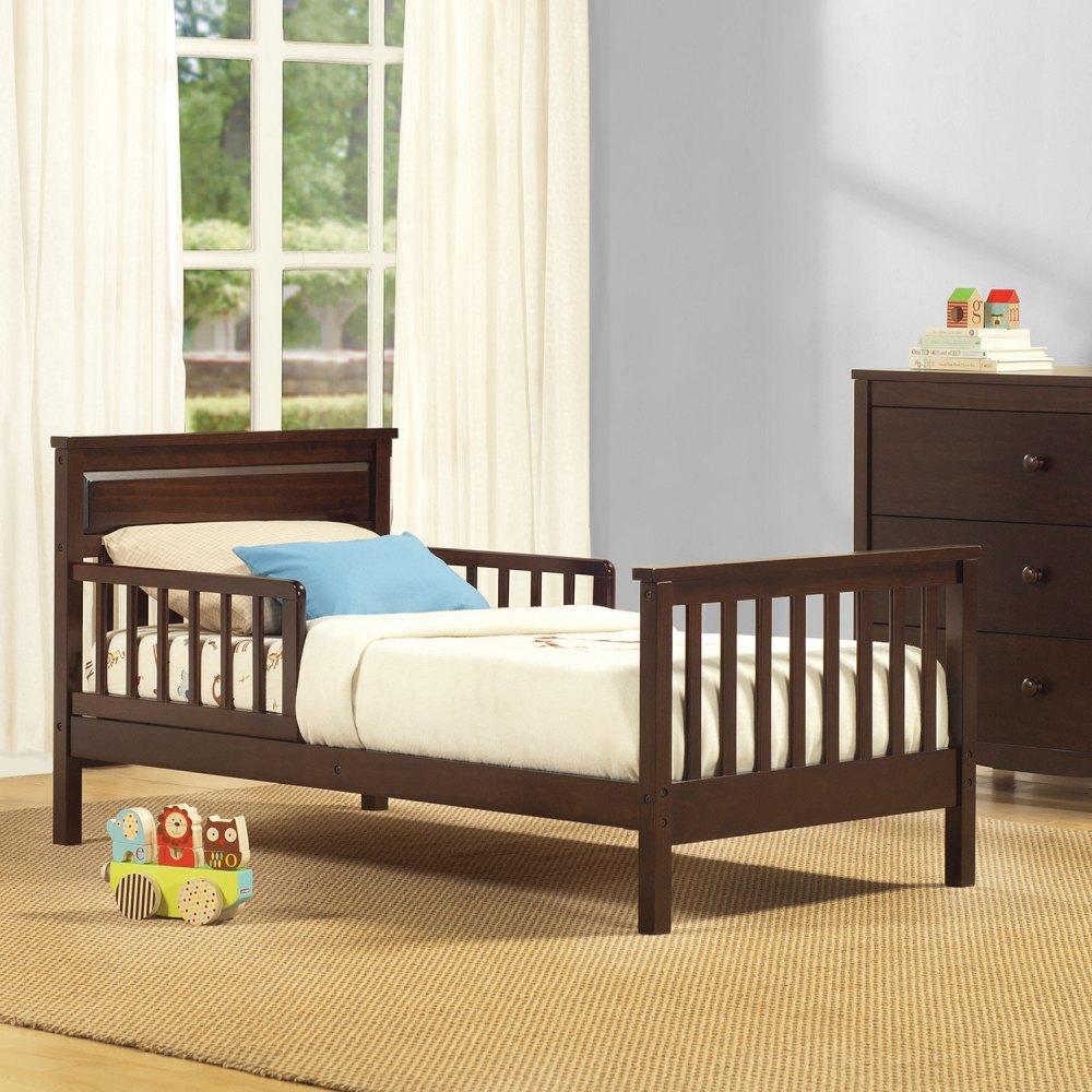 Espresso Toddler Bed Canada