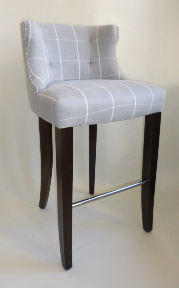 Fabric Bar Stools Australia