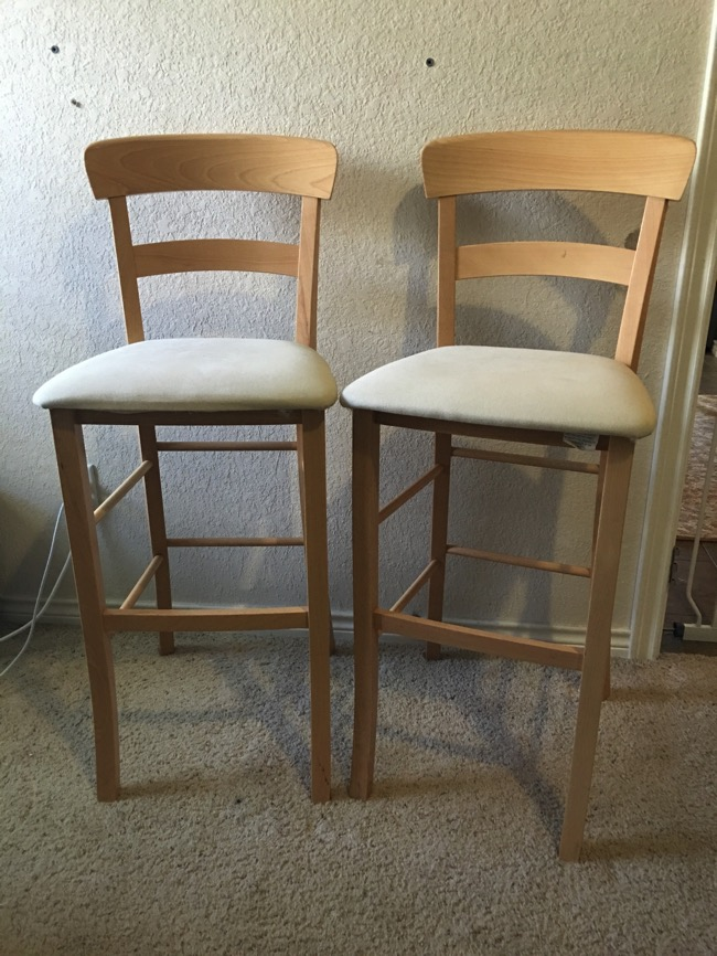 Farmhouse Bar Stools Diy